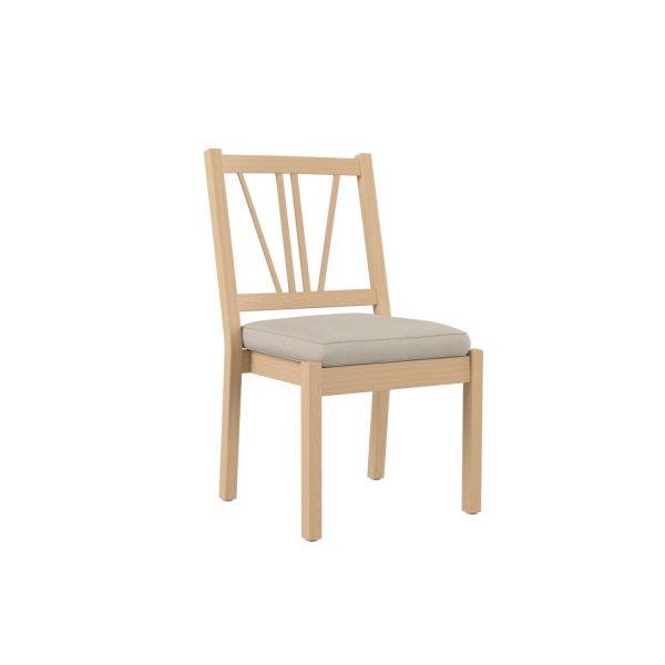 SALINA - Stablestol uten armlen