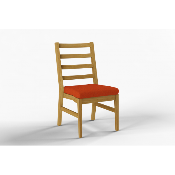 NEXUS - Dining chair without armrest