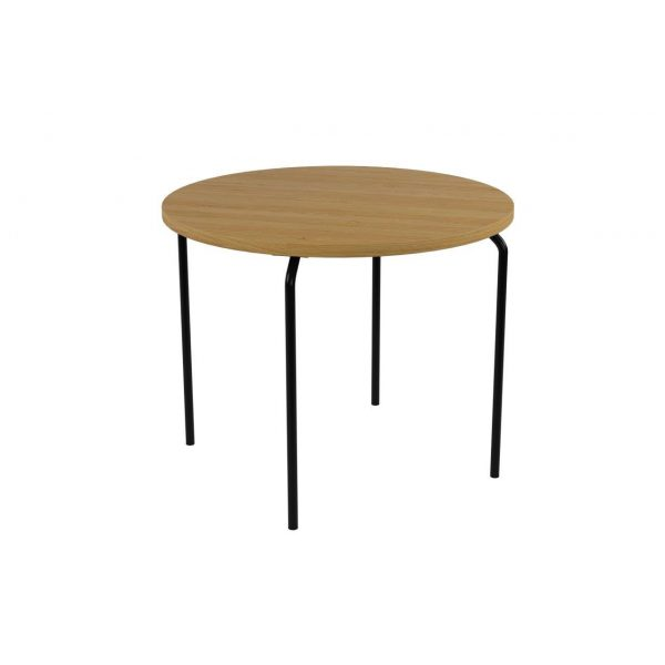 Pivot cube table round Ø68 cm
