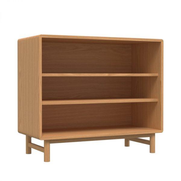SOFT - Sideboard, 84x98x45, open, oak