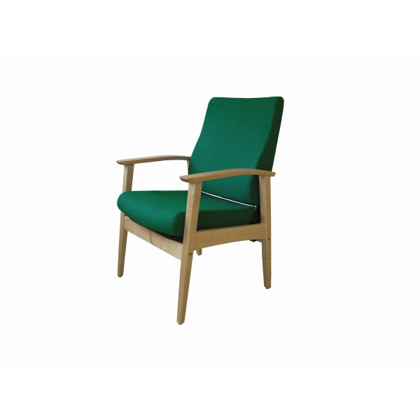 NEXUS - Chair, low back, fixed