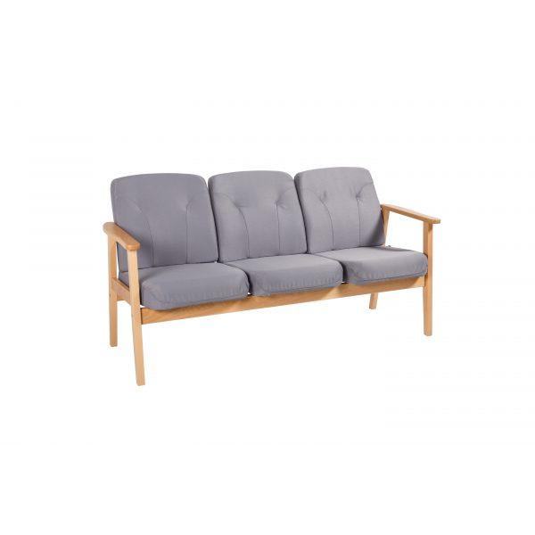 DELTA II - 3-seter sofa