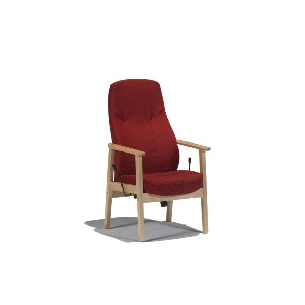 DELTA II - Høy stol med regulering